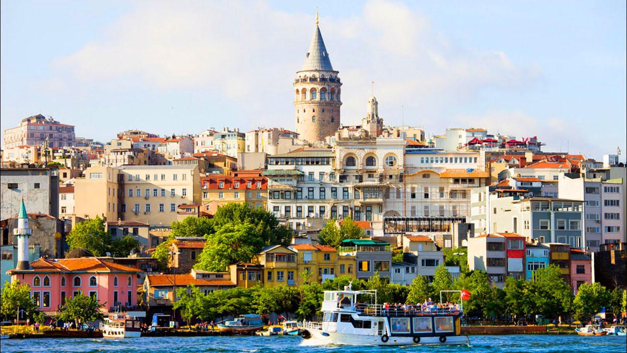 منطقه بی اوغلو در استانبول اروپایی (شاخ طلایی) | هلدینگ هفت مهر ترکیه