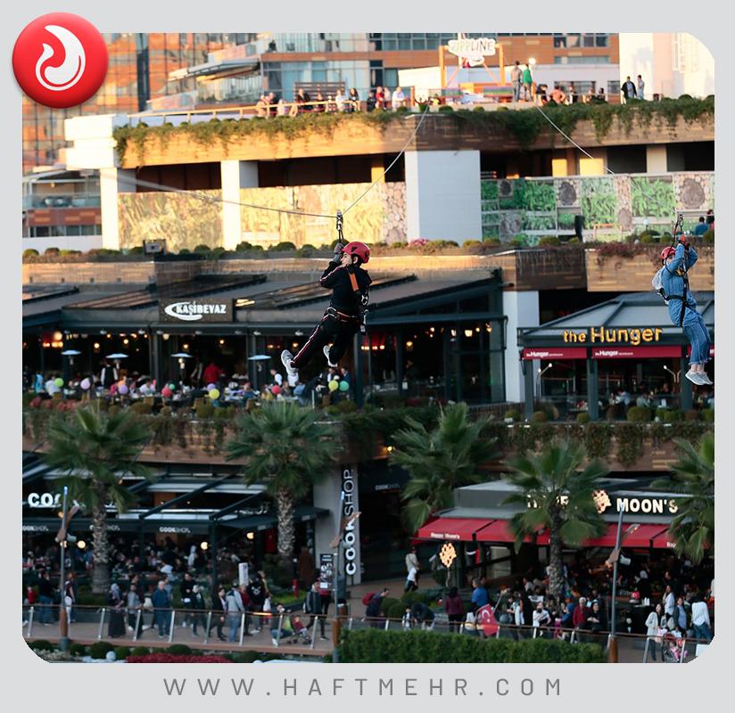 مرکز خرید و سرگرمی واترگاردن (تصویر 6)