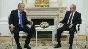 اردوغان و پوتین تلفنی گفتوگو کردند