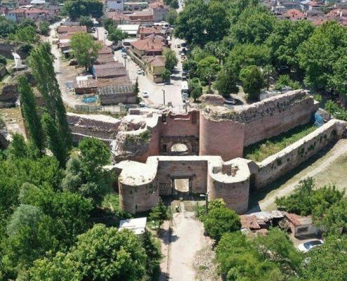 بازسازی دروازه دوهزارساله استانبول -3