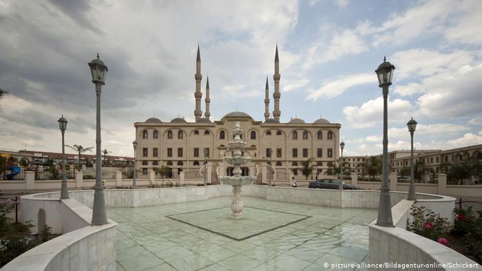 بازسازی یک مسجد دوران عثمانی در آفریقای جنوبی توسط ترکیه