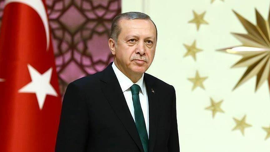 رئيس جمهور ترکیه به مناسبت عید قربان با همتایان ایرانی، الجزایری و تونسی خود تلفنی گفتوگو کرد