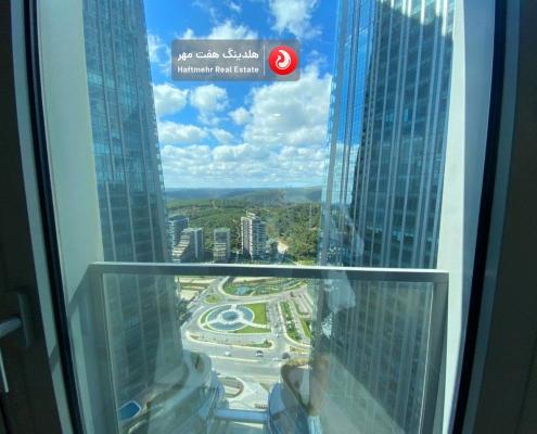 واحد های لوکس بلندترین برج استانبول