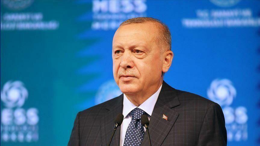 پیام اردوغان به مناسبت ماه محرم و روز عاشورا