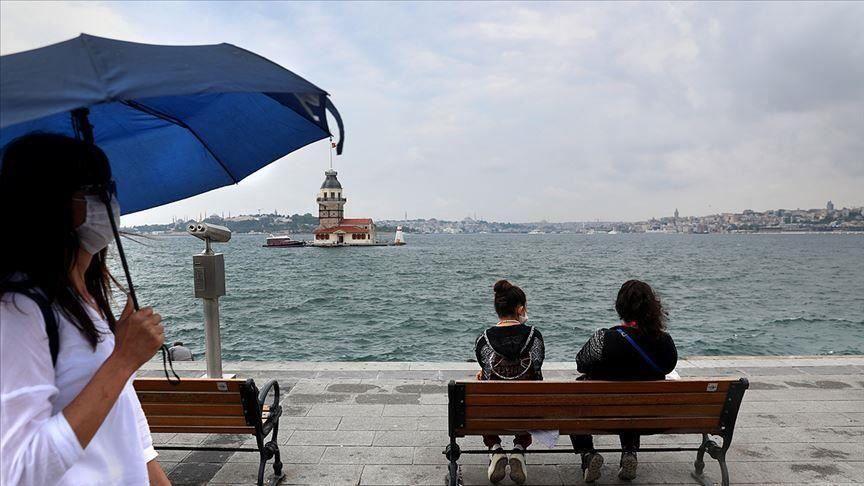 آخرین آمار کرونا در ترکیه 03 مهر 99