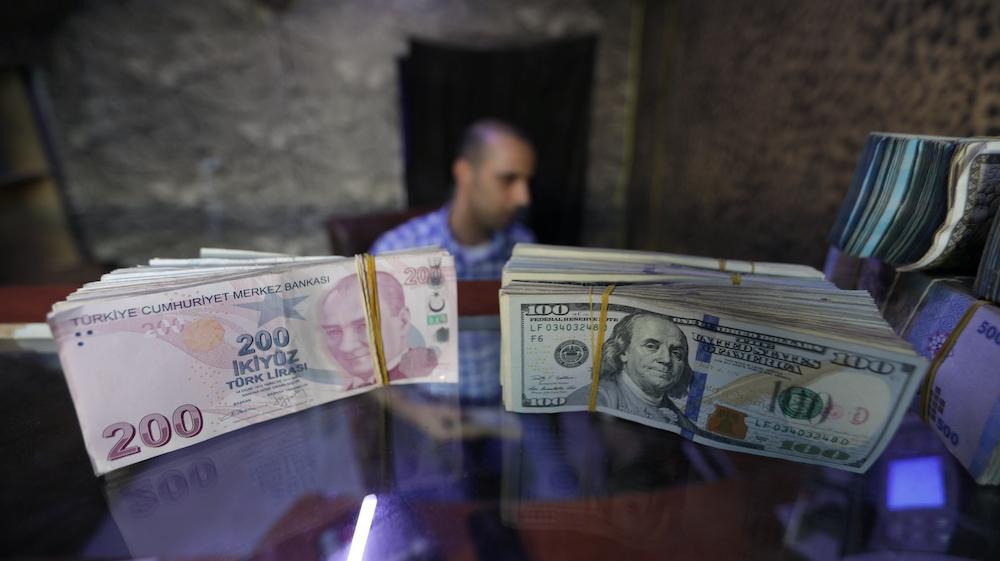 نرخ ارز و طلا در بازار آزاد استانبول سه شنبه 01 مهر 99