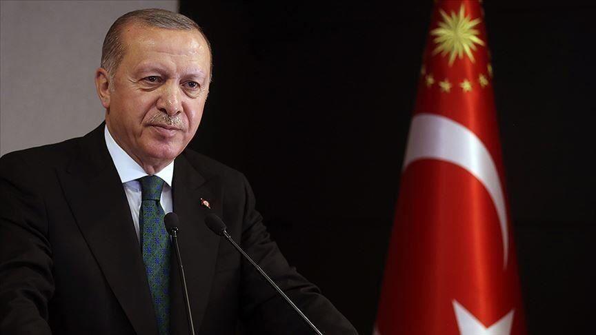 نشست مجازی اردوغان با مرکل و چارلز میشل