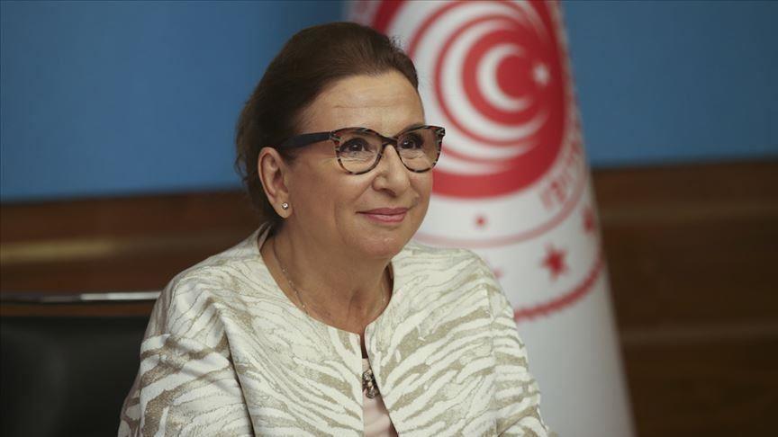پکجان: حجم تجارت ترکیه با آمریکا را به 100 میلیارد دلار میرسانیم