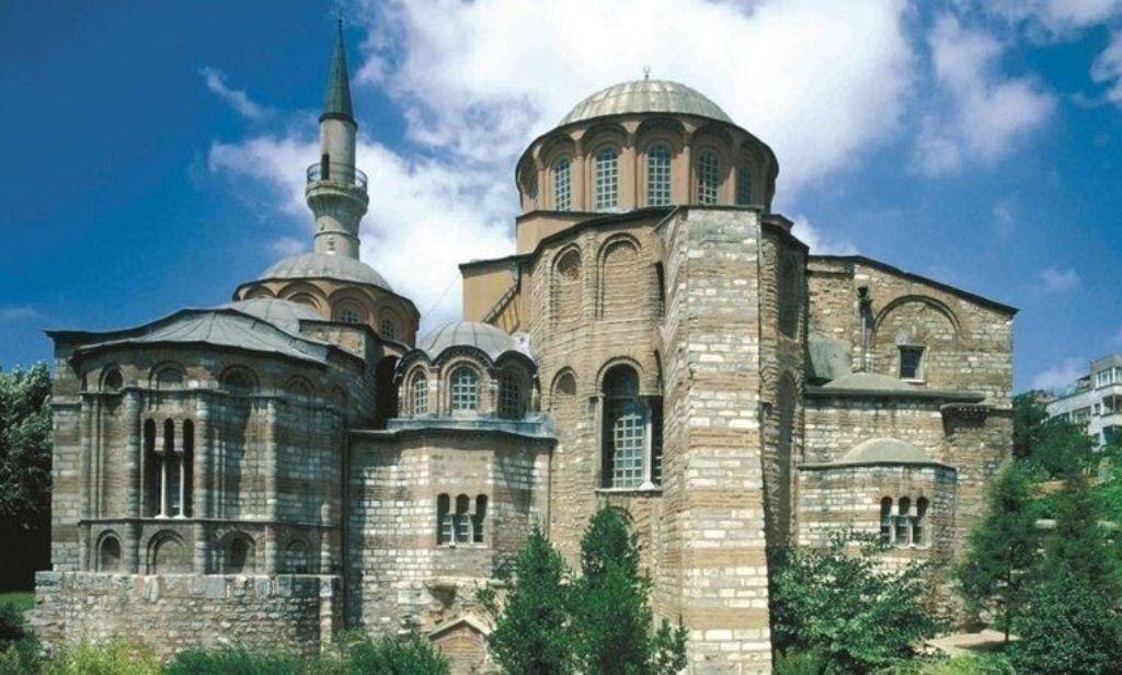 """برگزاری نماز جمعه در مسجد """"کاریا"""" ترکیه پس از ۷۵ سال"""