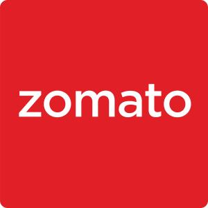 برنامه Zomato