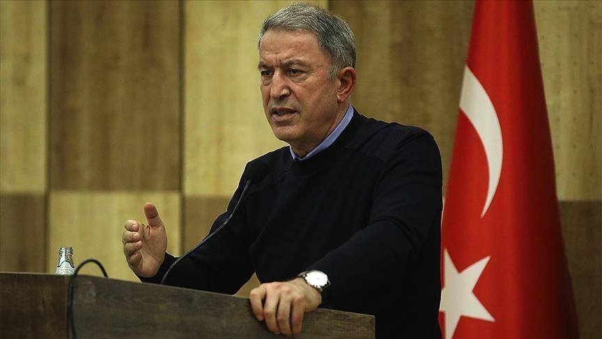 آکار: همکاری ترکیه با عراق و اربیل موجب تحولات اساسی در مبارزه با تروریسم میشود