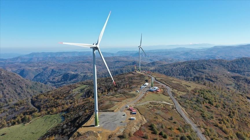 ترکیه سال گذشته 7 میلیارد دلار در زمینه انرژی تجدیدپذیر سرمایهگذاری کرد