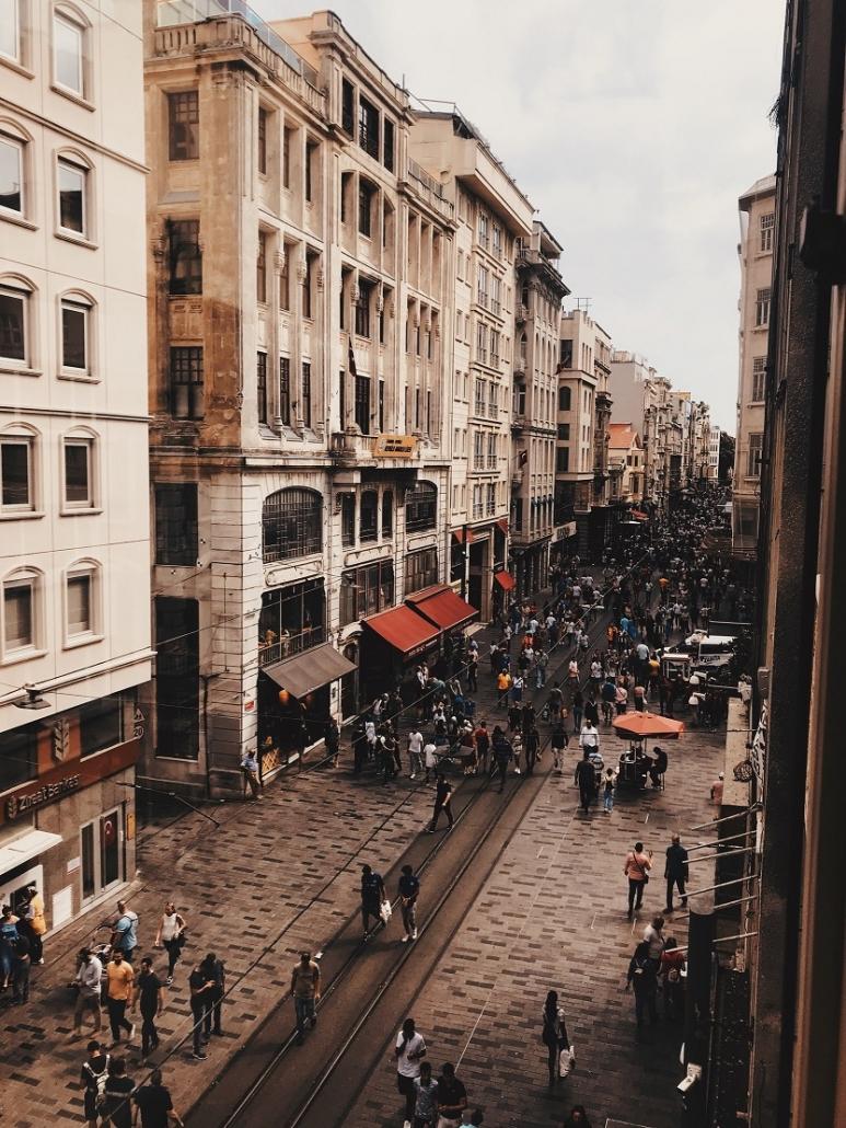 درباره استانبول