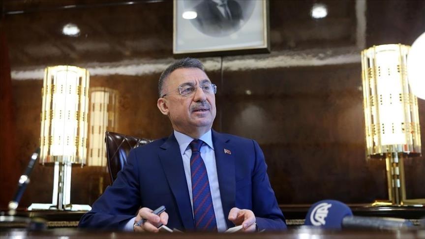 گفتگوی تلفنی معاون اول رئیس جمهور ترکیه و نخست وزیر آذربایجان