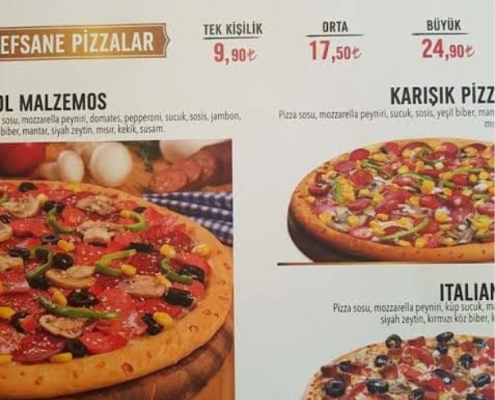 فرانچایز دومینوز پیزا